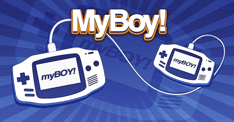My Boy Pokemon Link Trade GBA Emulator