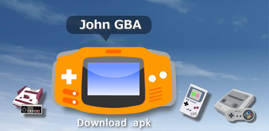 John GBA Emulator full apk download